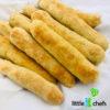 basket of breadsticks